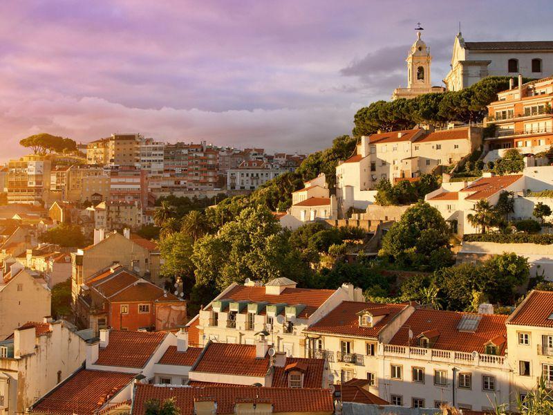 Экскурсия Такой разный Лиссабон