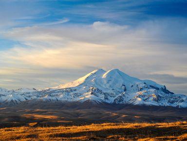 Необыкновенное плато Бермамыт
