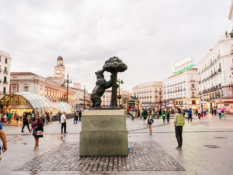 Экскурсия Нескучная история древнего Мадрида