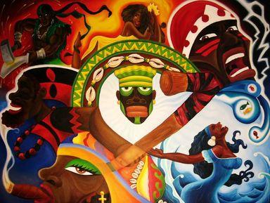 Религиозный колорит Кубы