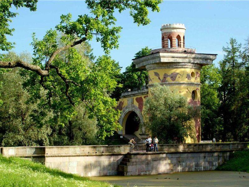 Экскурсия Екатерининский парк: экскурсия для школьников
