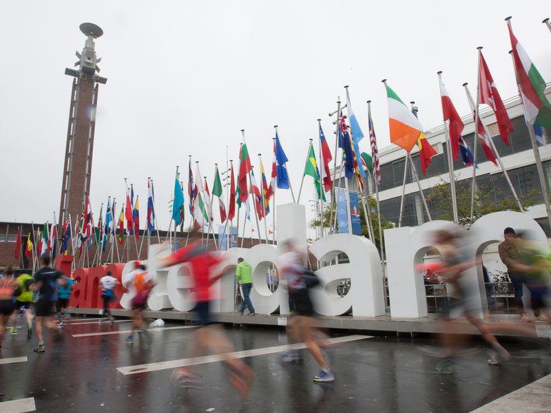 Экскурсия Беговая прогулка по Амстердаму