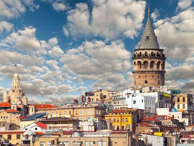 Второе свидание со Стамбулом