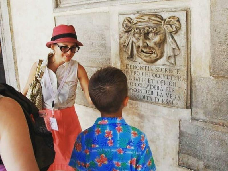 Экскурсия Игра-квест для детей по городу или Дворцу Дожей