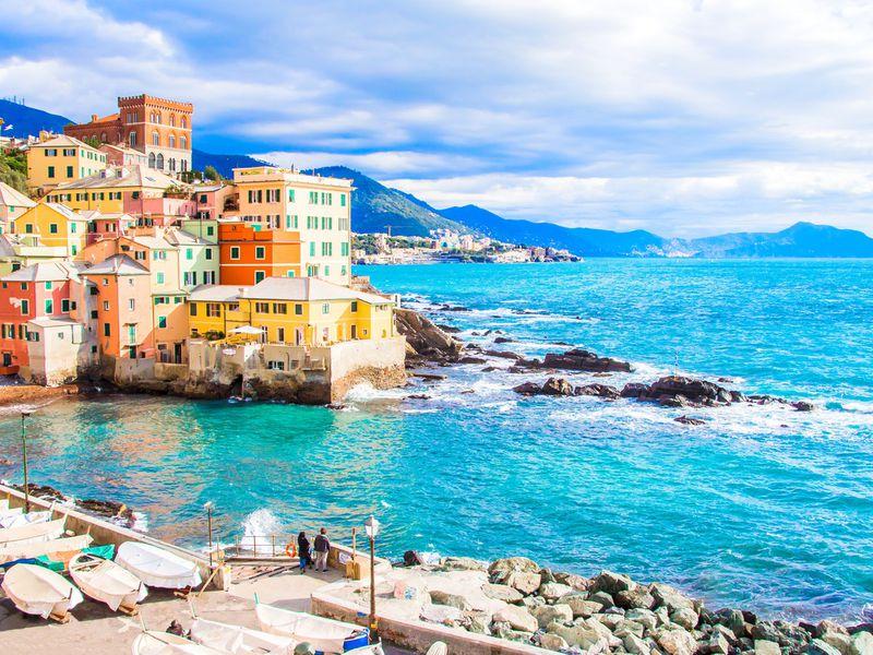 Экскурсия Генуя — город контрастов