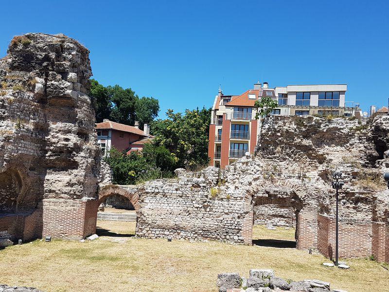Экскурсия Античное сердце Варны