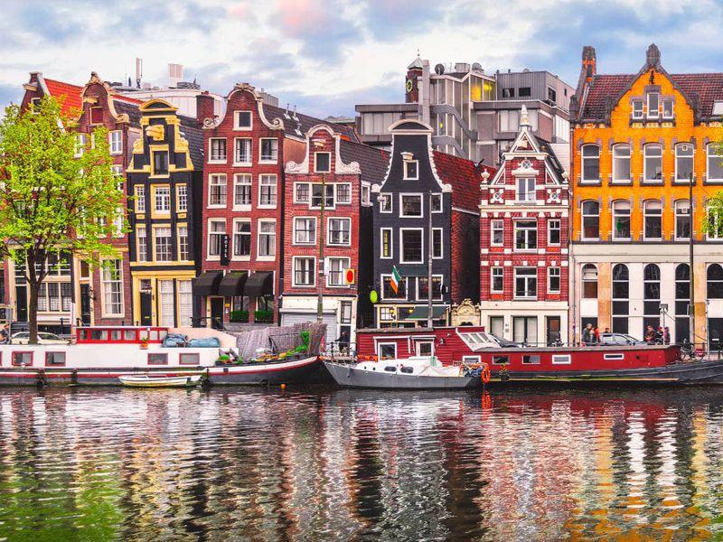 Экскурсия Амстердам сквозь века