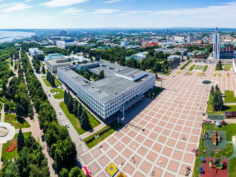 Экскурсия Ульяновск от основания до современности