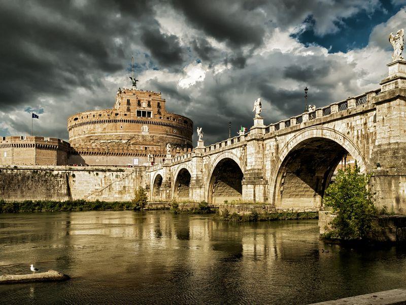 Экскурсия Ангелы идемоны Рима