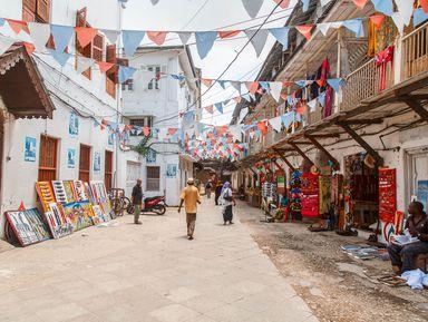 Каменный город— сердце Занзибара