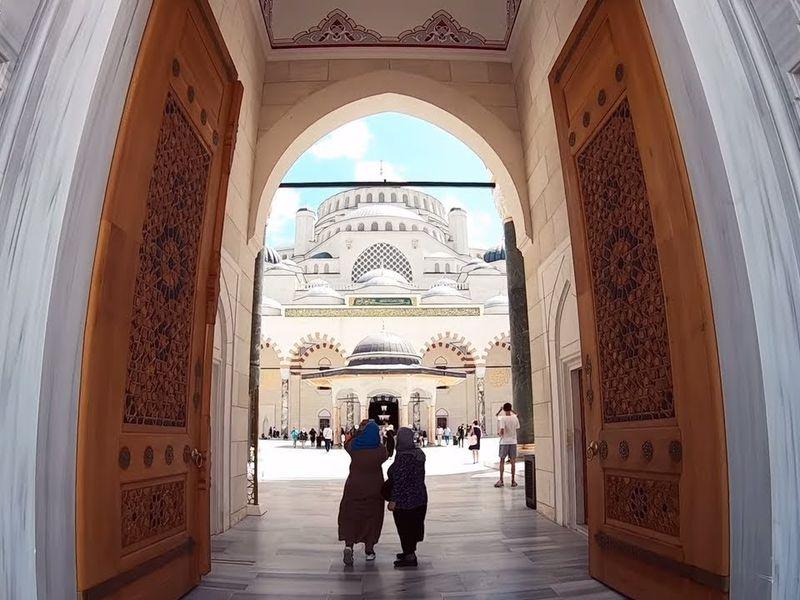 Экскурсия По Стамбулу на автомобиле!