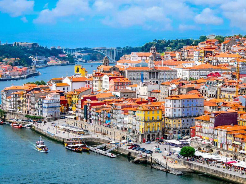 Экскурсия Первое свидание с Порту