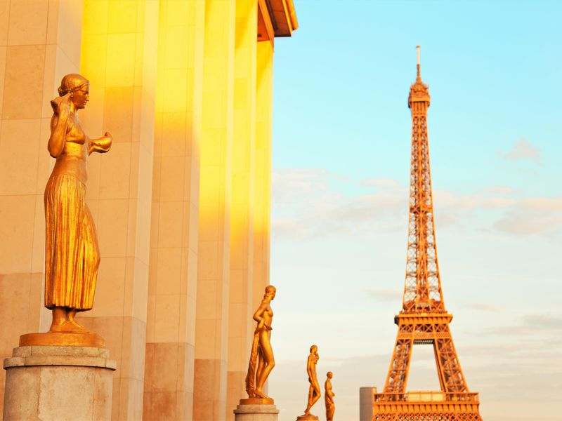 Экскурсия Париж шаг за шагом