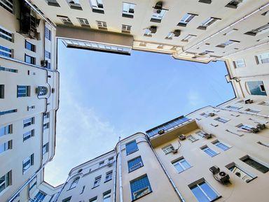 Дворы, парадные и доходные дома Москвы