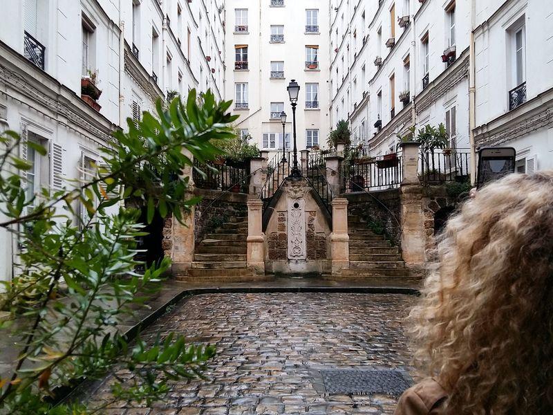 Экскурсия 7 слов о Монмартре