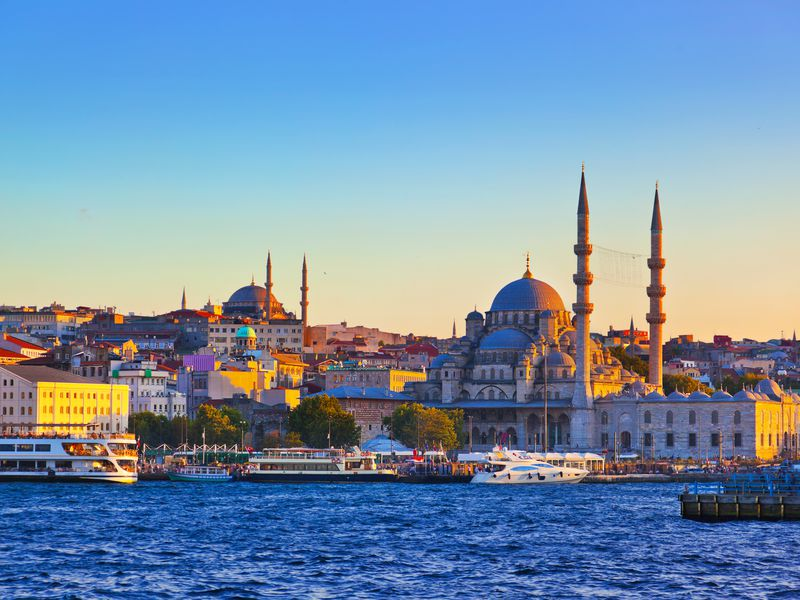 Экскурсия Стамбул впервые