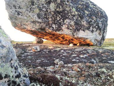 Земля саами: Териберка и великие сейды Севера