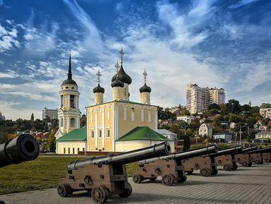 Удивительный Воронеж