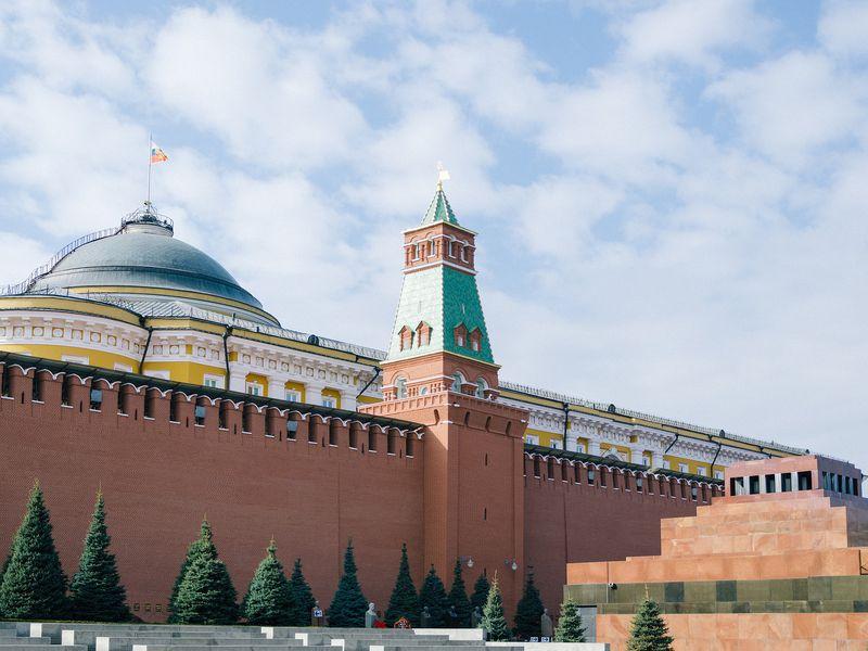 Фото Тайны Кремлевского некрополя и Мавзолея Ленина