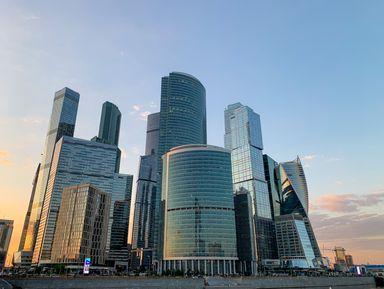 Москва-Сити: небоскребы и современное искусство