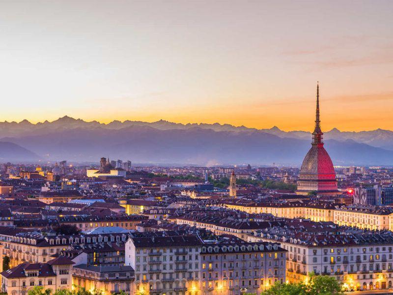 Экскурсия Панорамный Турин назакате