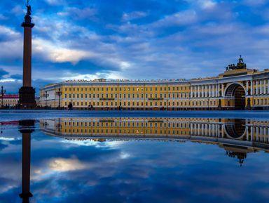 Центральные площади Петербурга