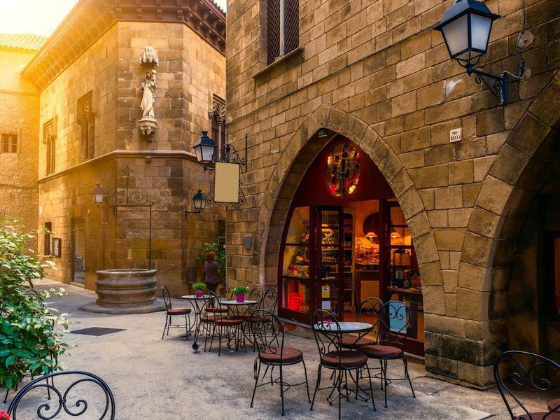 Экскурсия Туда иобратно: отРимской эры до Барселоны XXIвека