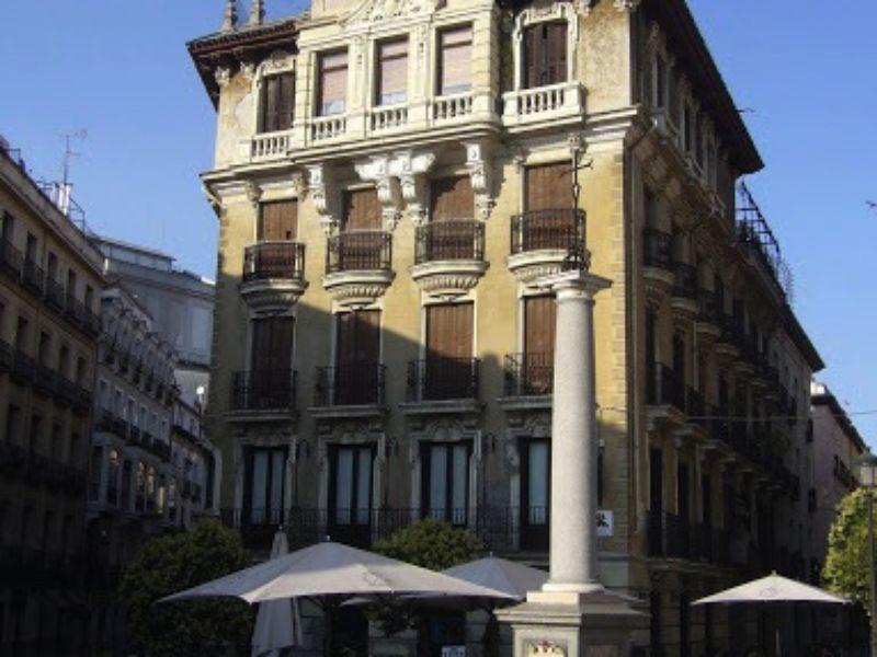 Фото Первое знакомство с Мадридом