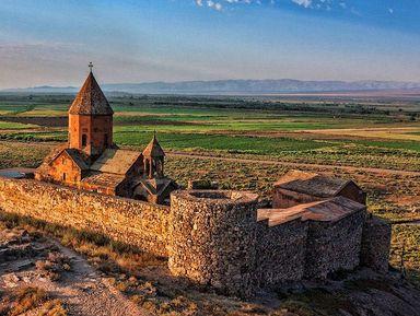 Экскурсии в Хор Вирап из Еревана на русском языке – отзывы и цены на экскурсии 2021 года