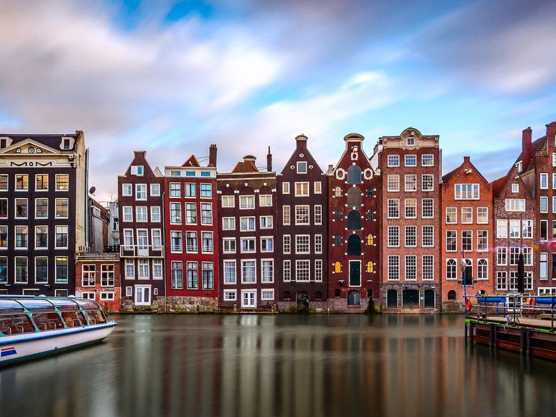 Экскурсия Амстердам вдоль и поперек