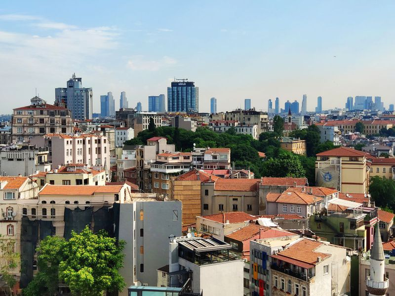 Фото По Стамбулу на автомобиле!