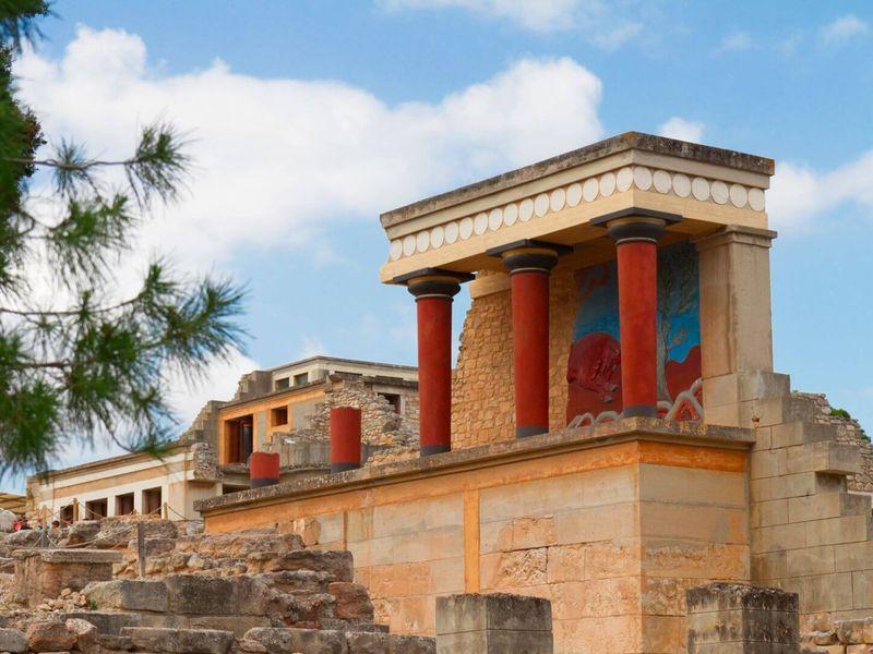 Экскурсия Археологическое путешествие по острову Крит