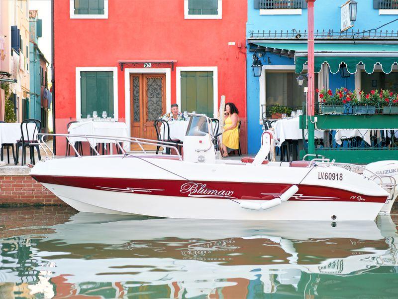 Экскурсия Идеальный взгляд на Венецию: город и острова лагуны на катере