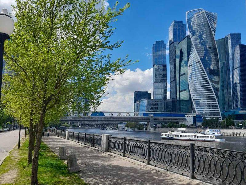 Фото Пленэр иМосковский пейзаж втрех веках