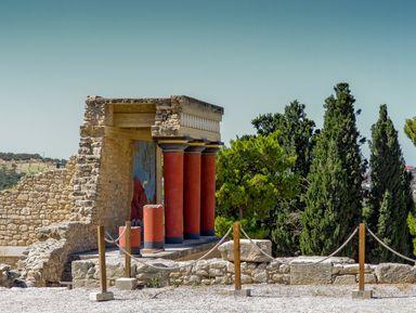 Легенды имифы древнего Крита