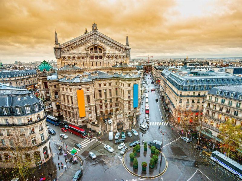 Фото Покорить Париж за 2 часа