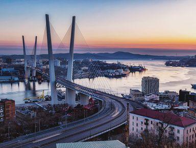 Владивосток и остров Русский за один день