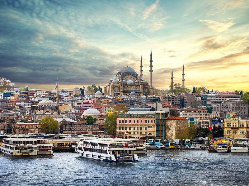 Экскурсия Два в одном: Старый город и прогулка по Босфору