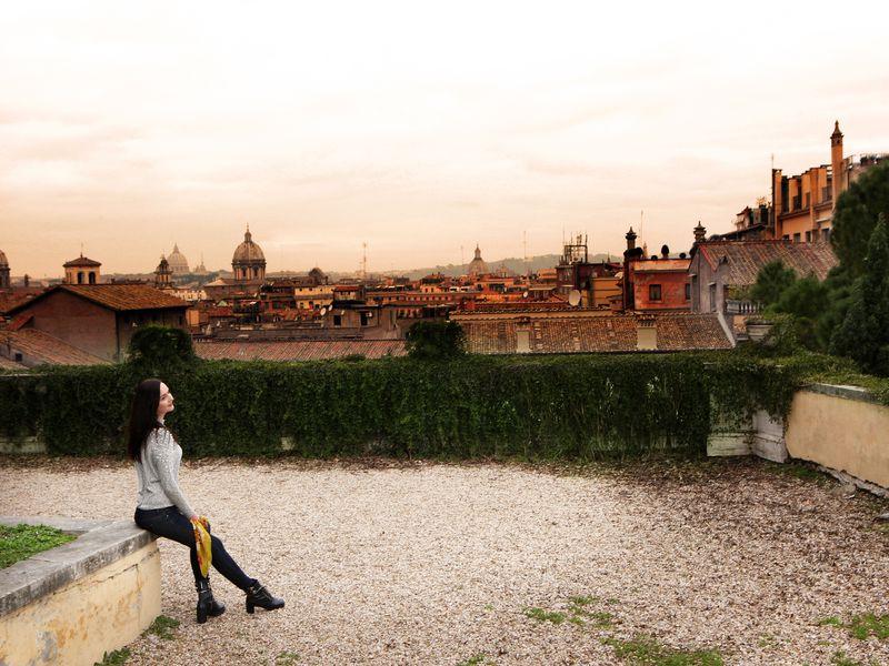 Фото Фотосессия и увлекательная прогулка в центре Рима