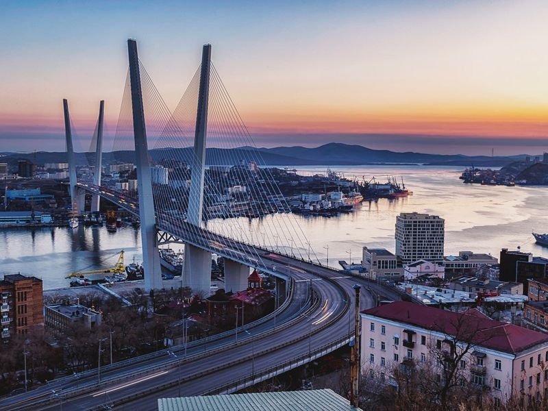 Экскурсия Владивосток и остров Русский за один день