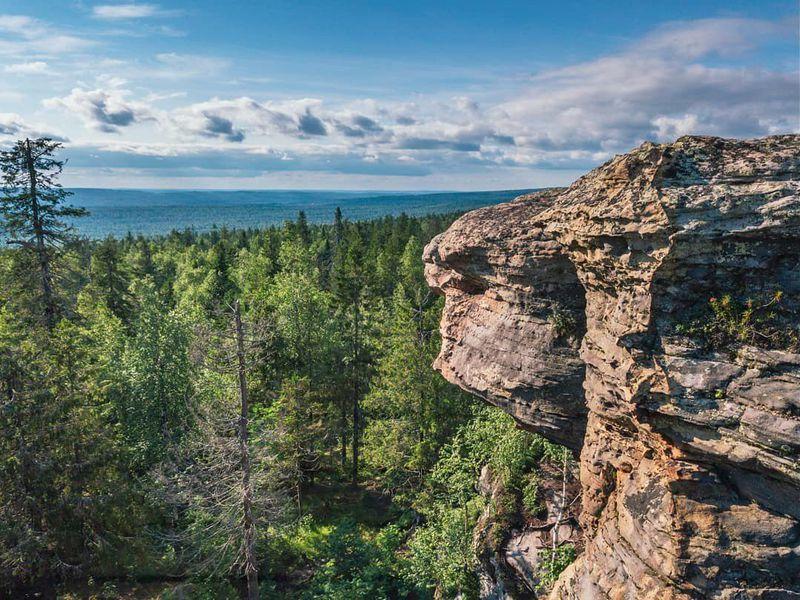 Экскурсия Северный Урал— побывать вцарстве тайги икамня