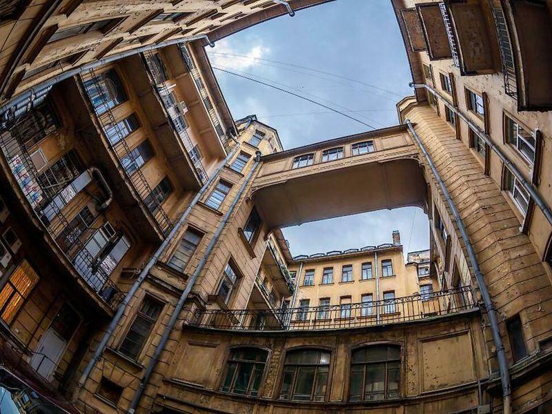 Экскурсия По Петербургу с архитектором