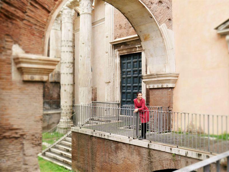 Экскурсия Фотопрогулка по античному Риму