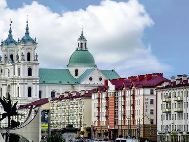 Обзорные и тематические экскурсии в городе Гродно