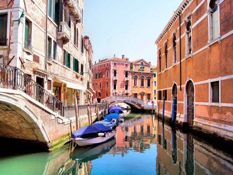 Экскурсия Венеция — от площади Сан-Марко до моста Риальто