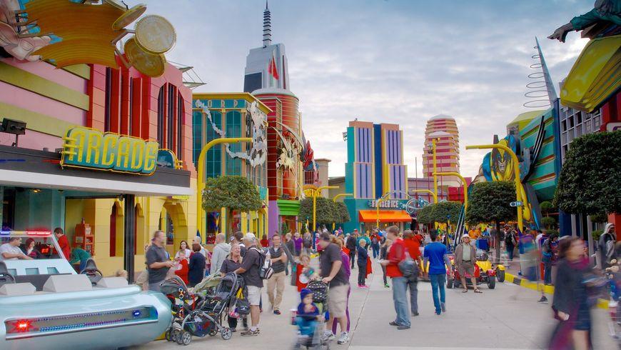 Орландо— мировая столица тематических парков иразвлечений!