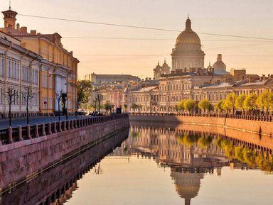 О Петербурге с любовью!