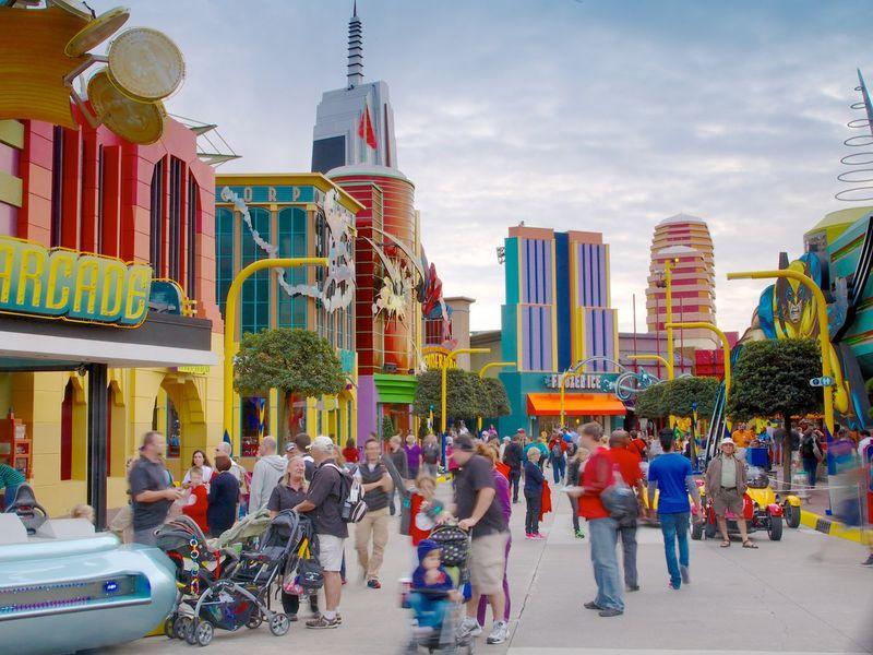 Экскурсия Орландо— мировая столица тематических парков иразвлечений!