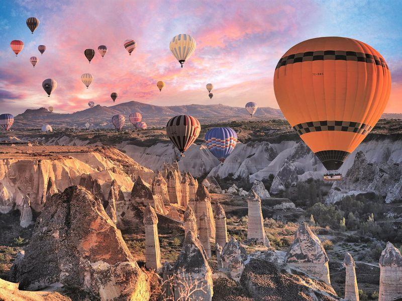 Экскурсия Из Стамбула в Каппадокию на 2 дня!