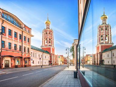 Петровка — душа Москвы